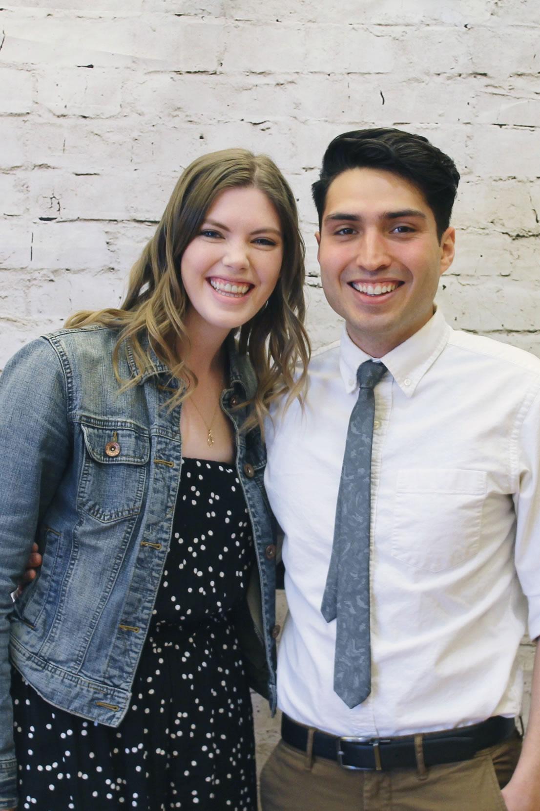 Eric and Jessica Vigil